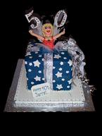 Birthday Cake - Elegance of Blackpool