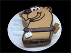 Childrens Birthday Cake - Elegance of Blackpool