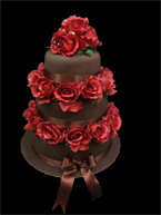 Chocolate Cake - Elegance of Blackpool